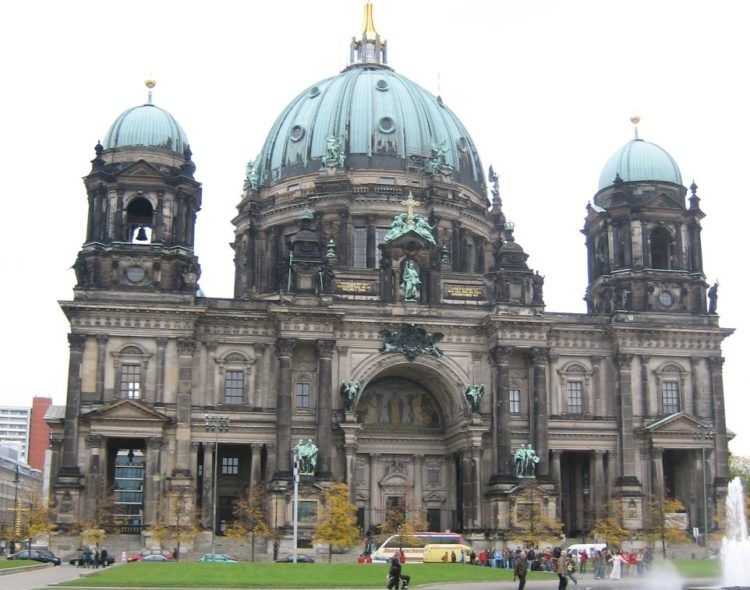 la catedral de berlin
